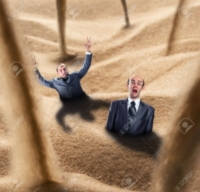 COMP 20310310-two-businessmen-fall-into-the-quicksand-trap